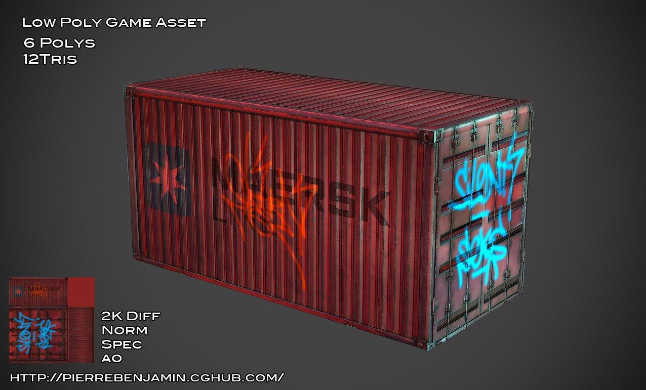 Container preserntcghub