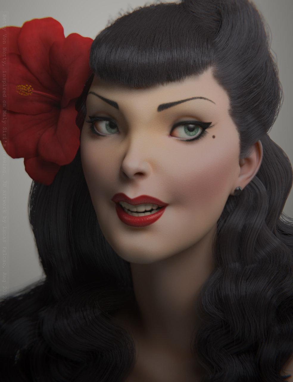 Betty von notty web 1