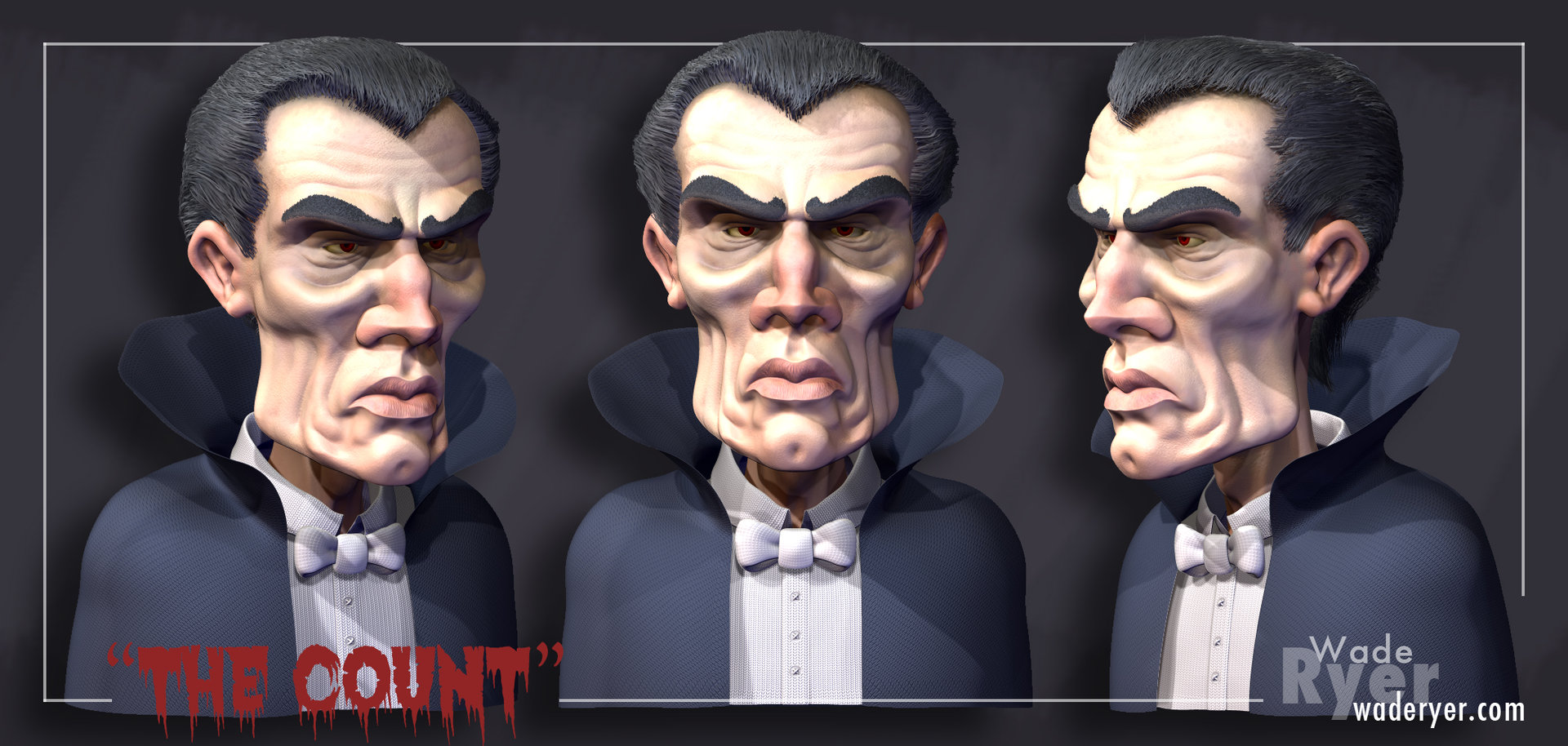 Dracula layout