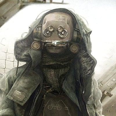 Scout robot ainnec