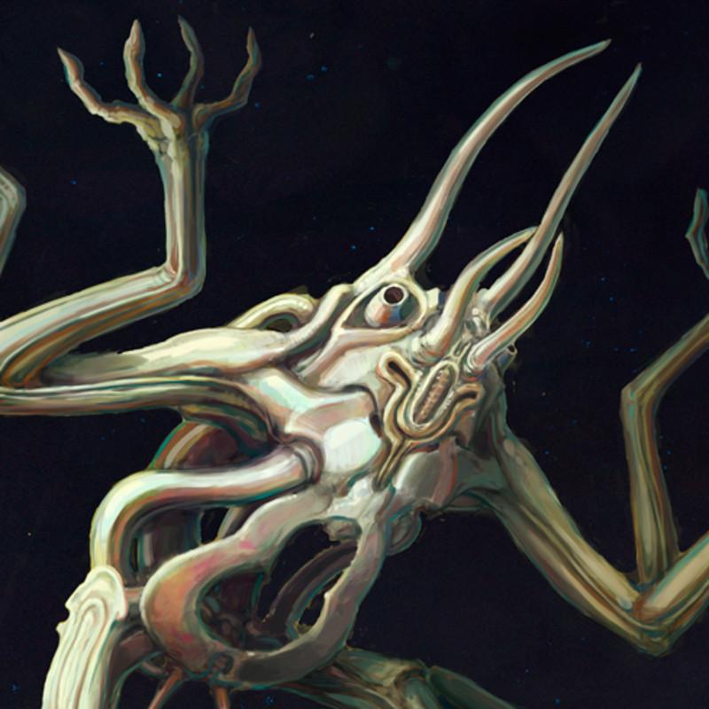 Primum Mobile | Creature Concept : Imp