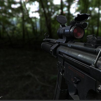 Mp5 forest