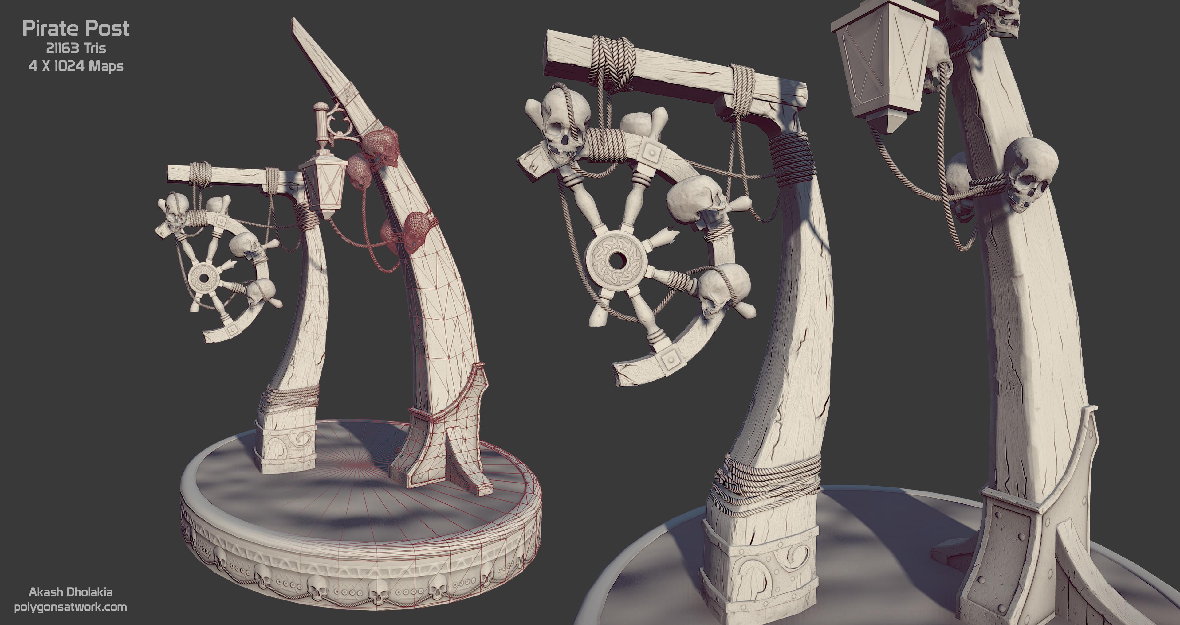 Pirate_Post_Wire