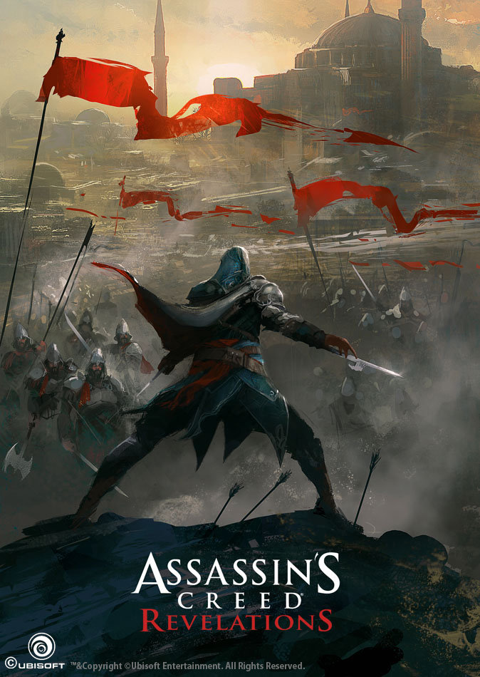 The Concept Art of Assassin&#39-s Creed: Revelations | Concept art