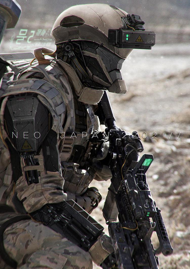 Neo Japan 2202 - Kikai Yohei
