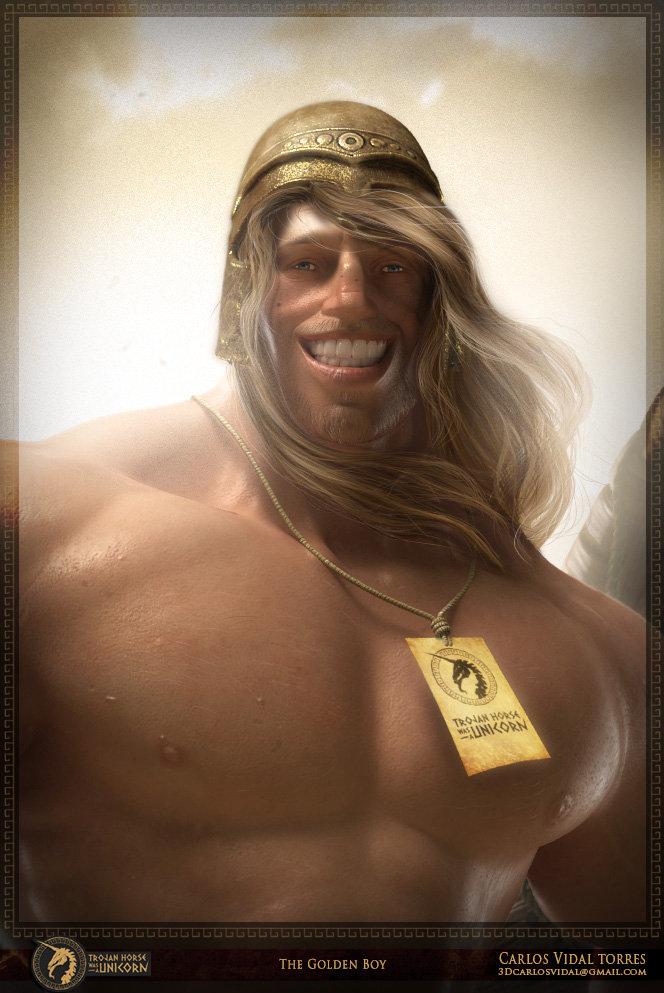 Carlosvidal goldenboy detail1