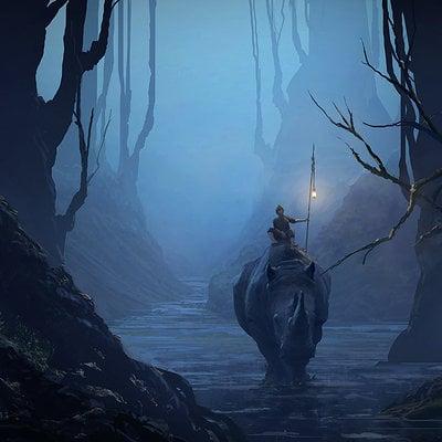 Swamp raph