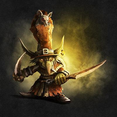 Lopskull aarklash goblin