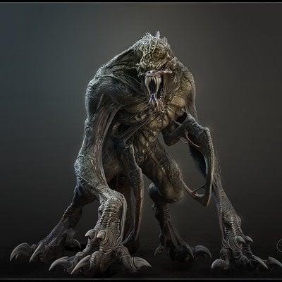 Zether creature
