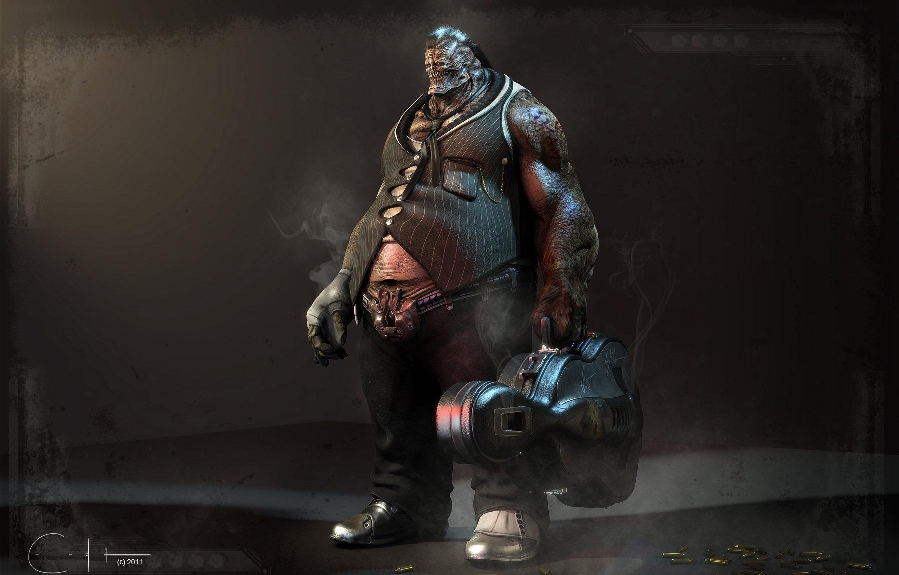 Mafioso fat