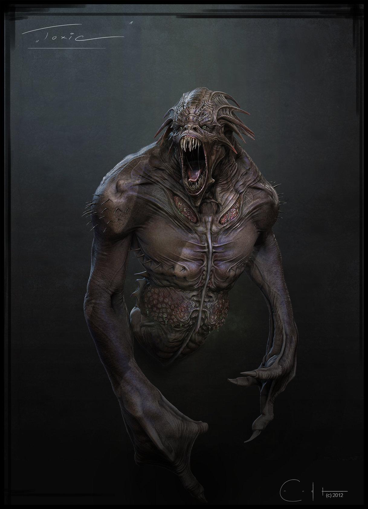 Taunt creature