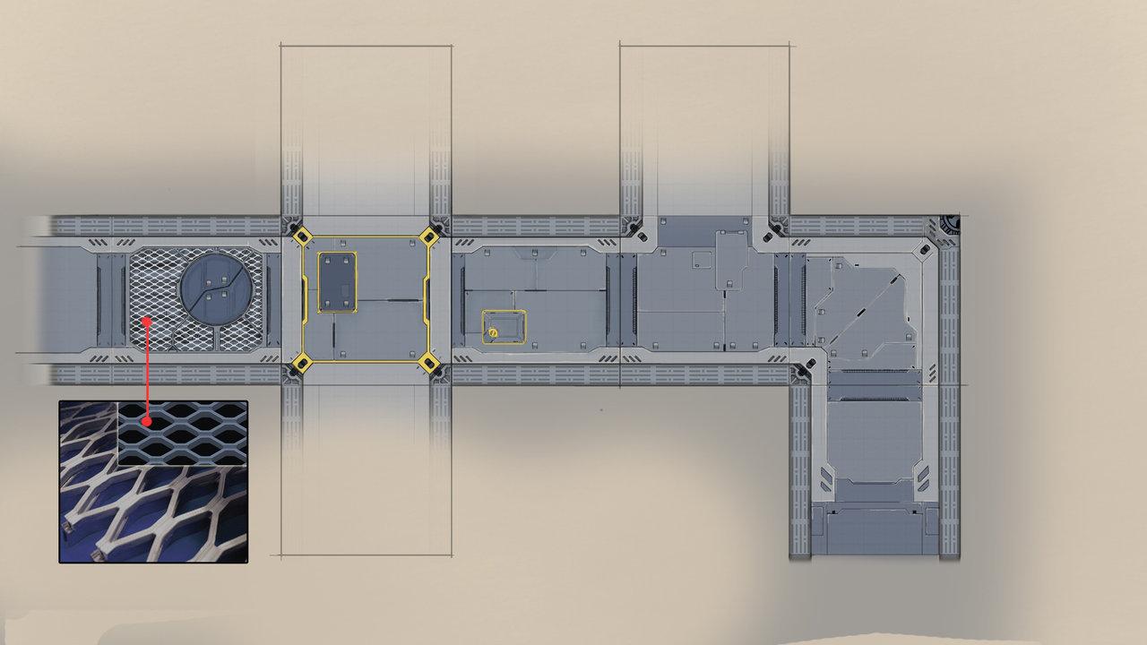Avengers concept floorplates