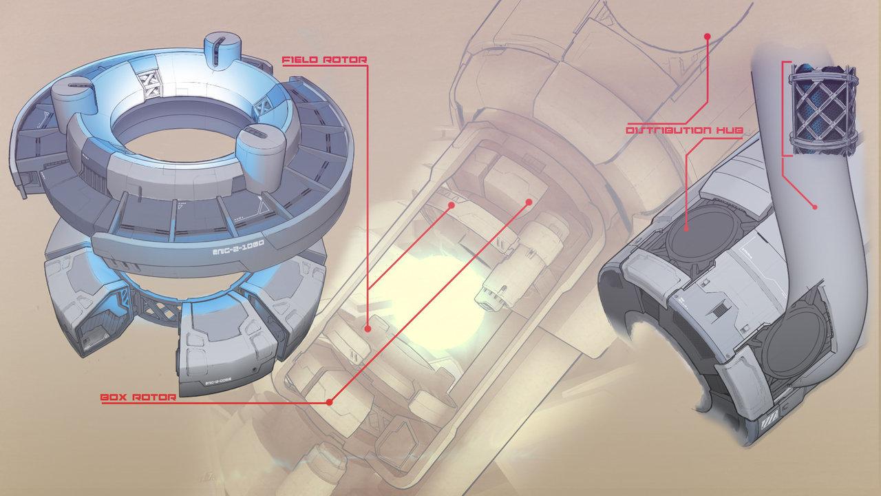 Avengers concept reactor