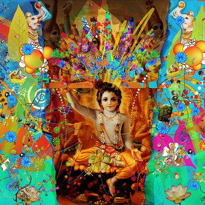 Krishna archann
