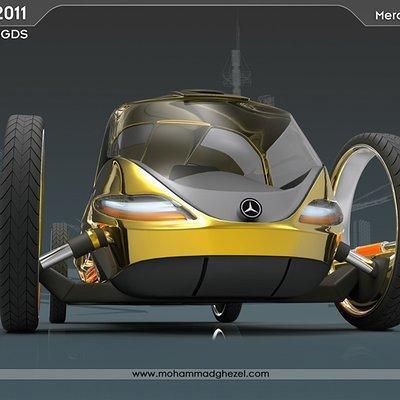 Michelin challenge 2011   mercedes benz ela01