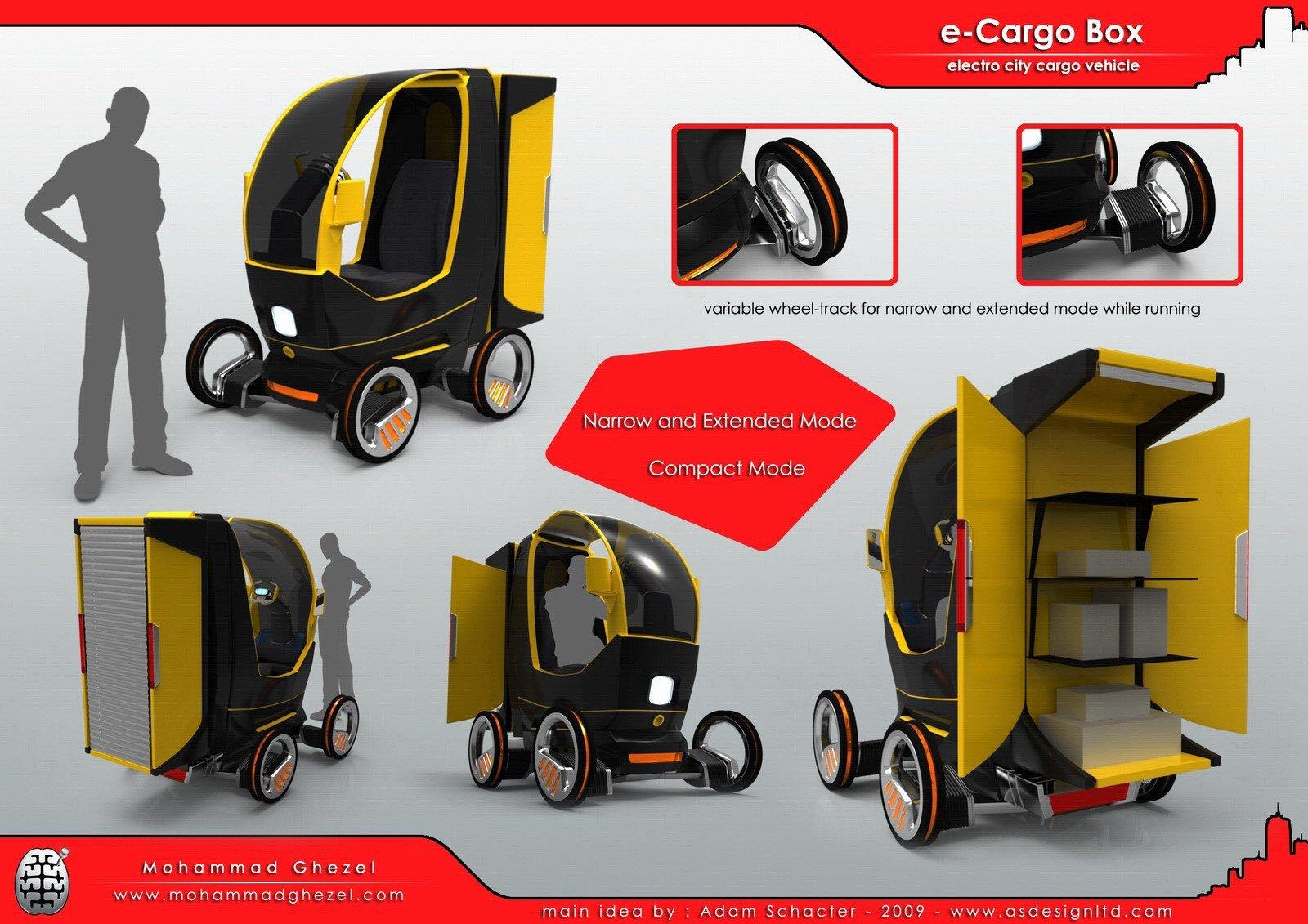 Electro cargo box 3
