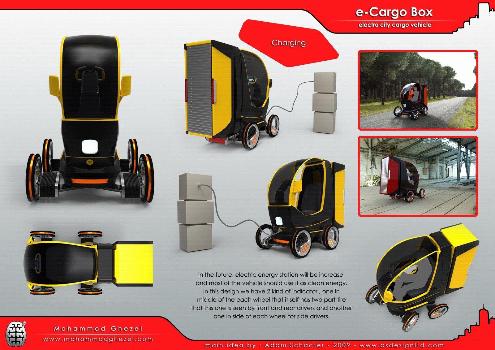 Electro cargo box 4