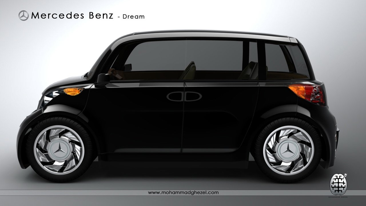 Mercedes benz   dream07