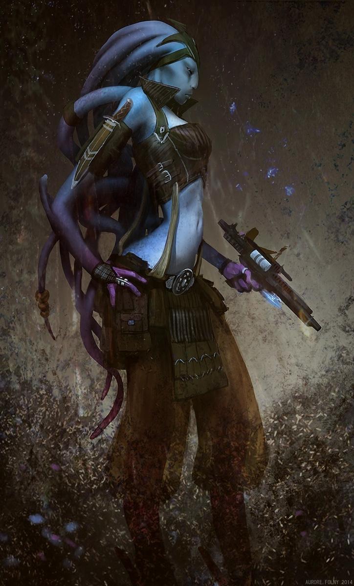Alien Ranger