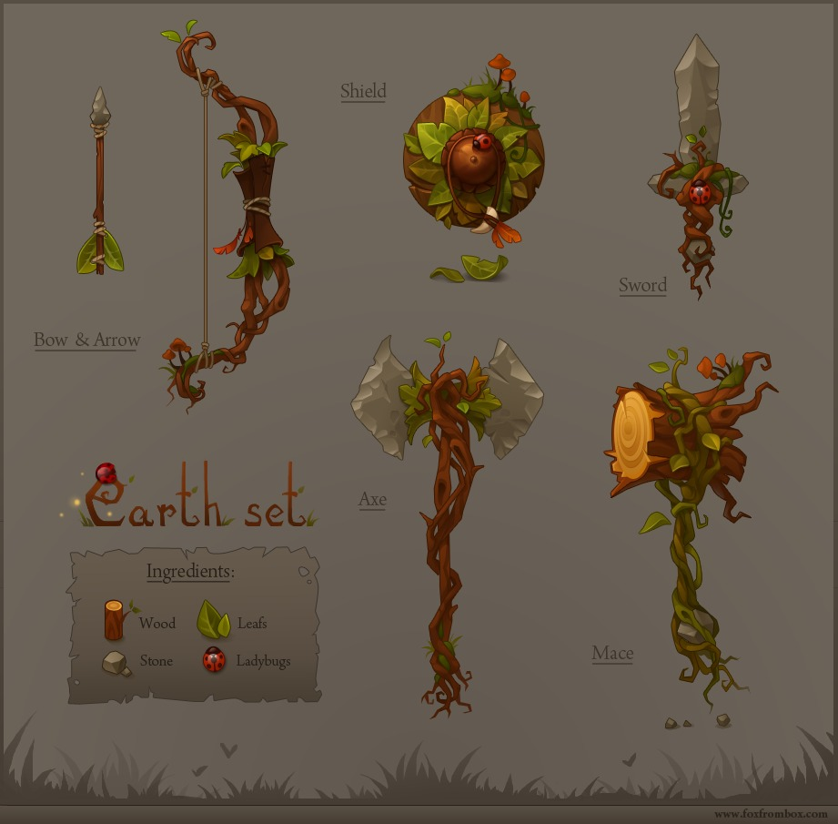 Weapon earth end1