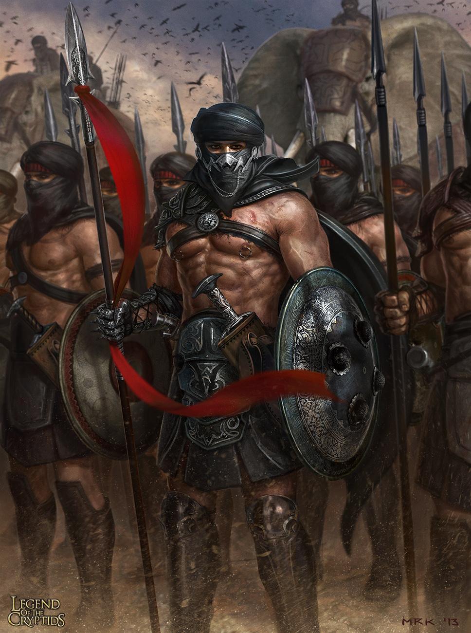 Bogdanmrk the persian army basic