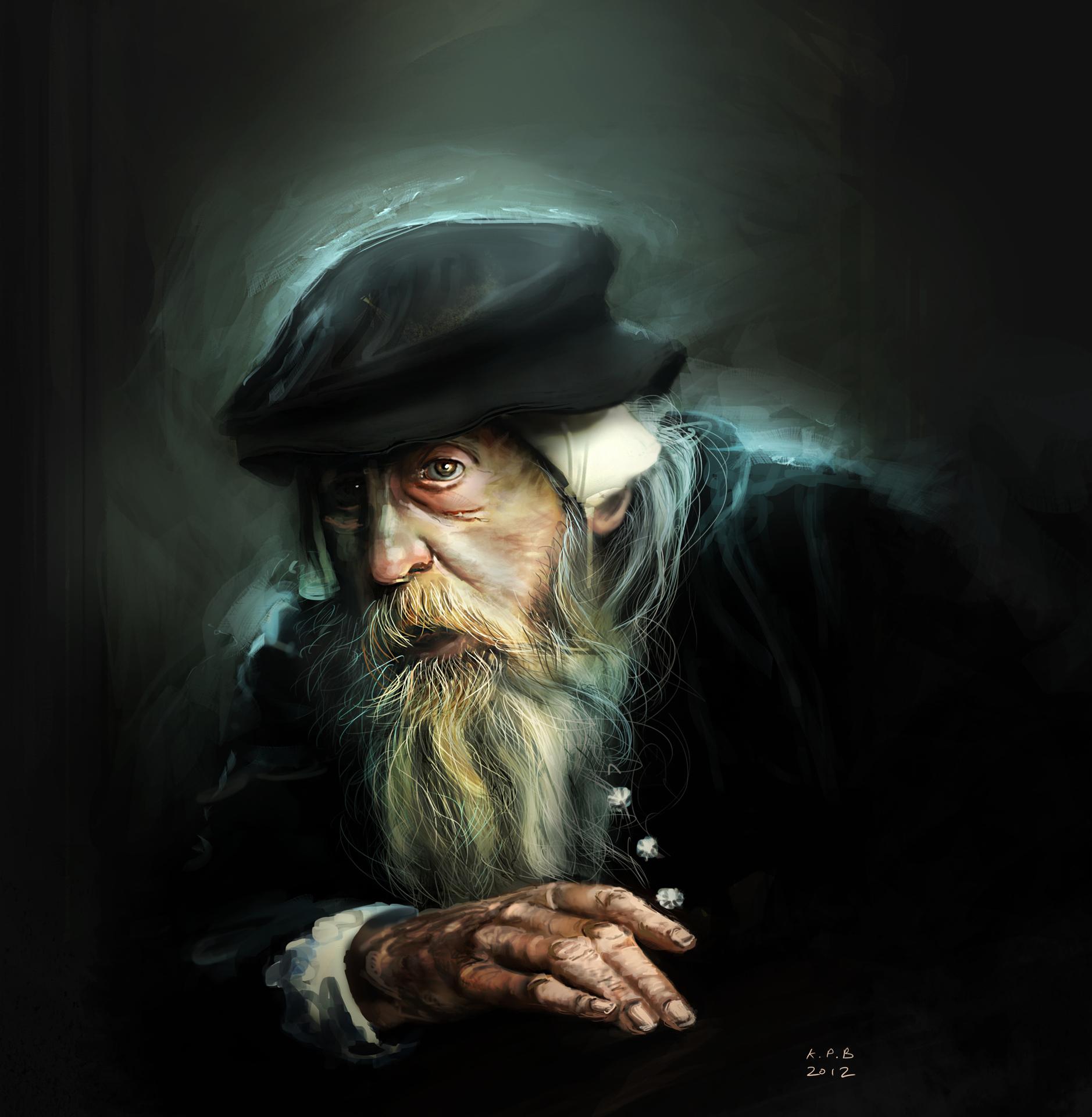 Old man v006