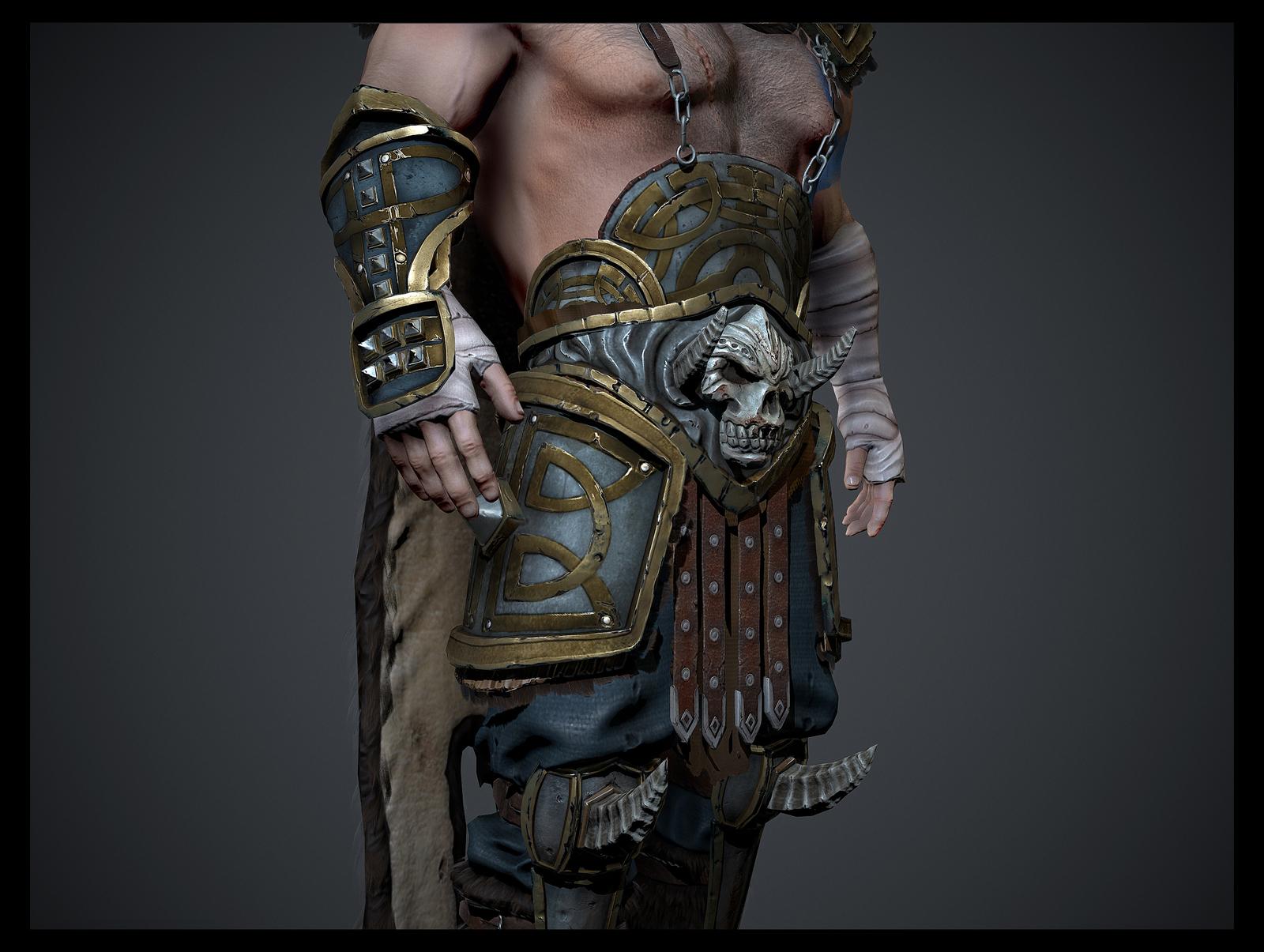 Barbarian (2014)