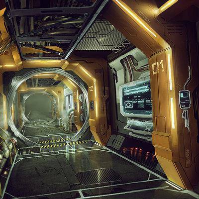 01 corridor concept