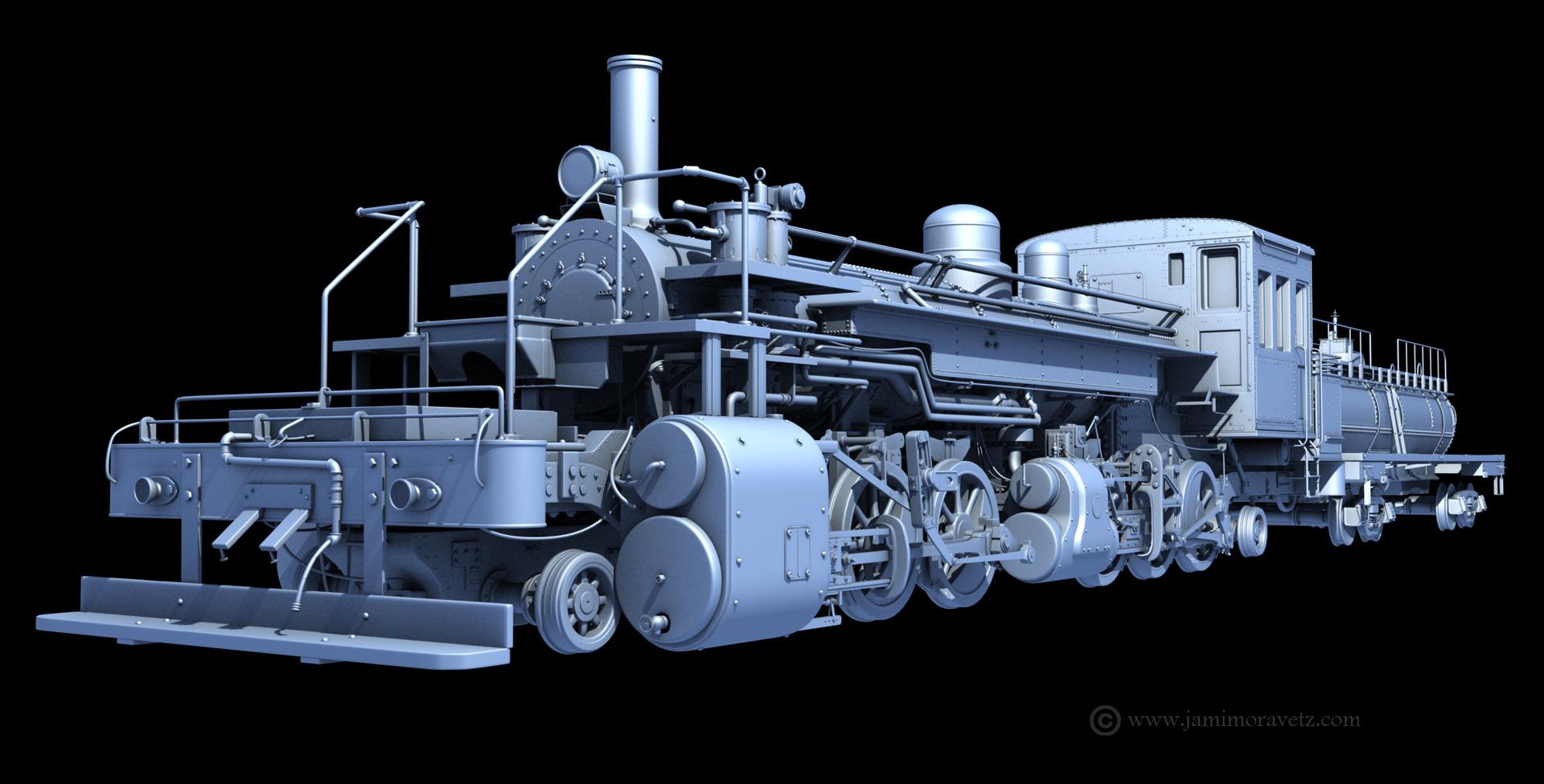 Train front l