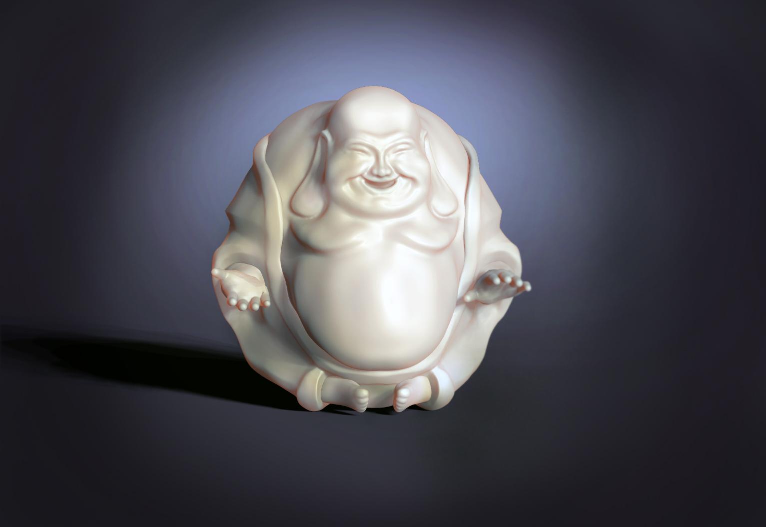 Buda happy1