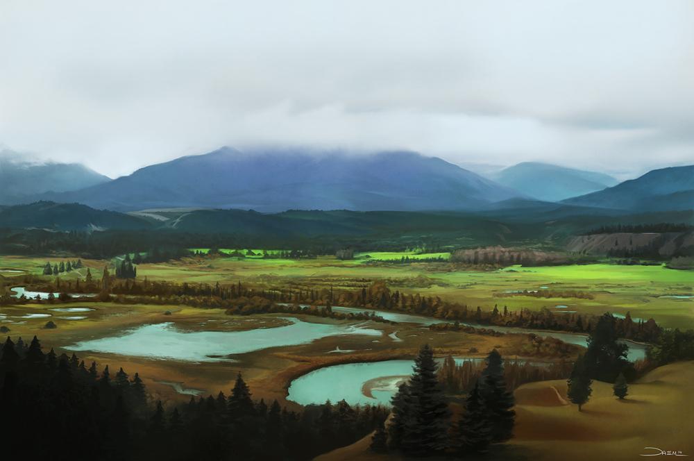 Rockies Lanscape