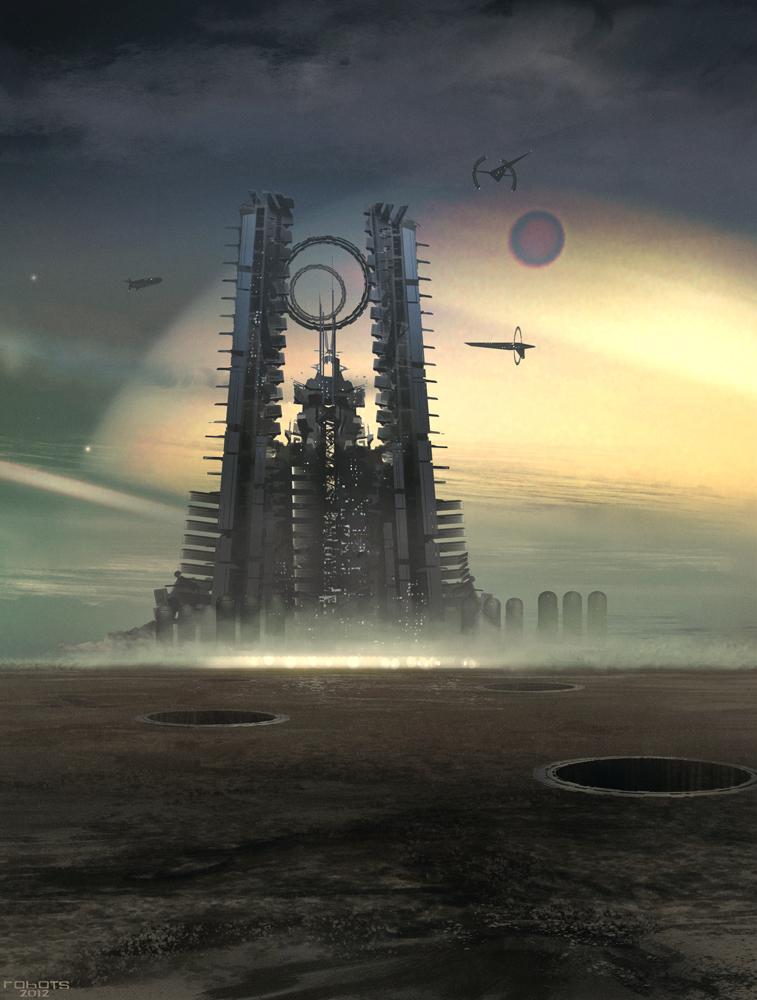 Titan gate