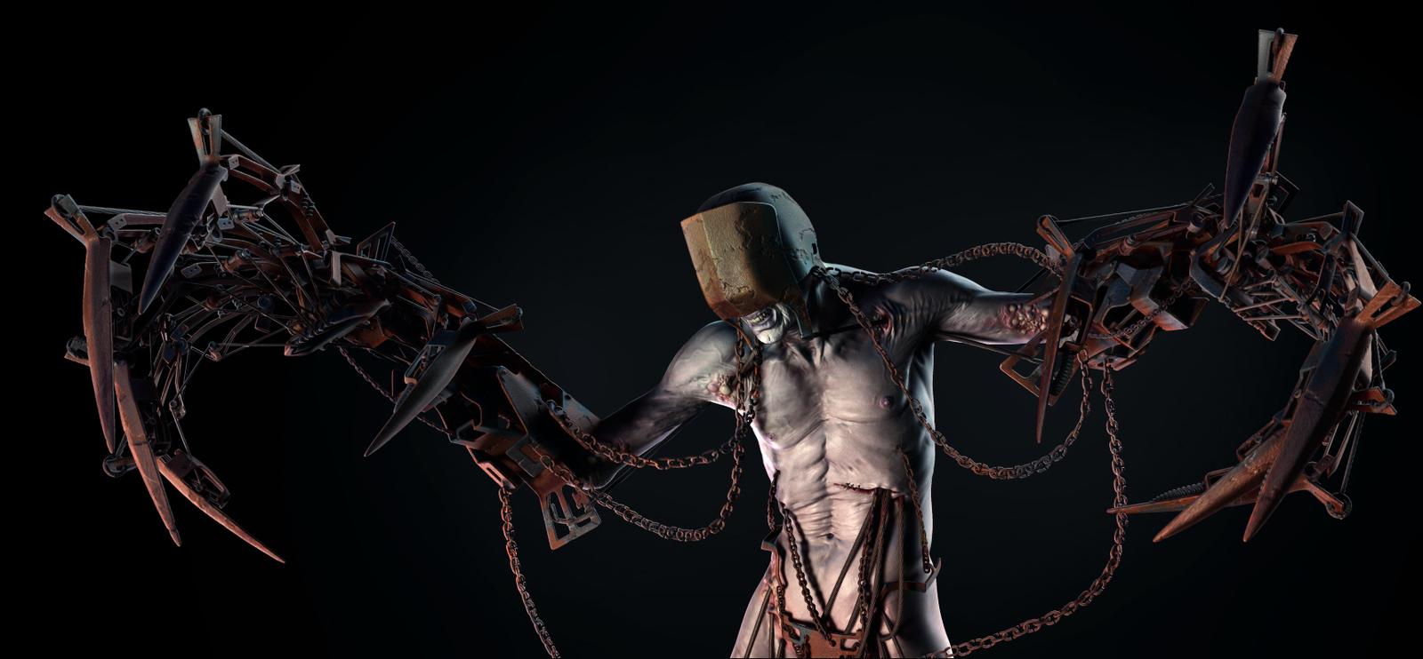 human puppet