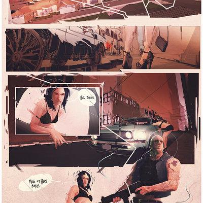 Comic page fun1