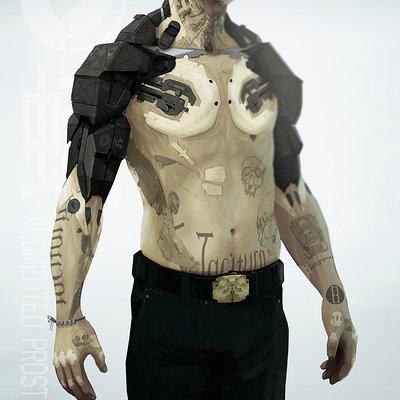 Or mothman armfront