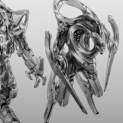 Robot human camilkuo