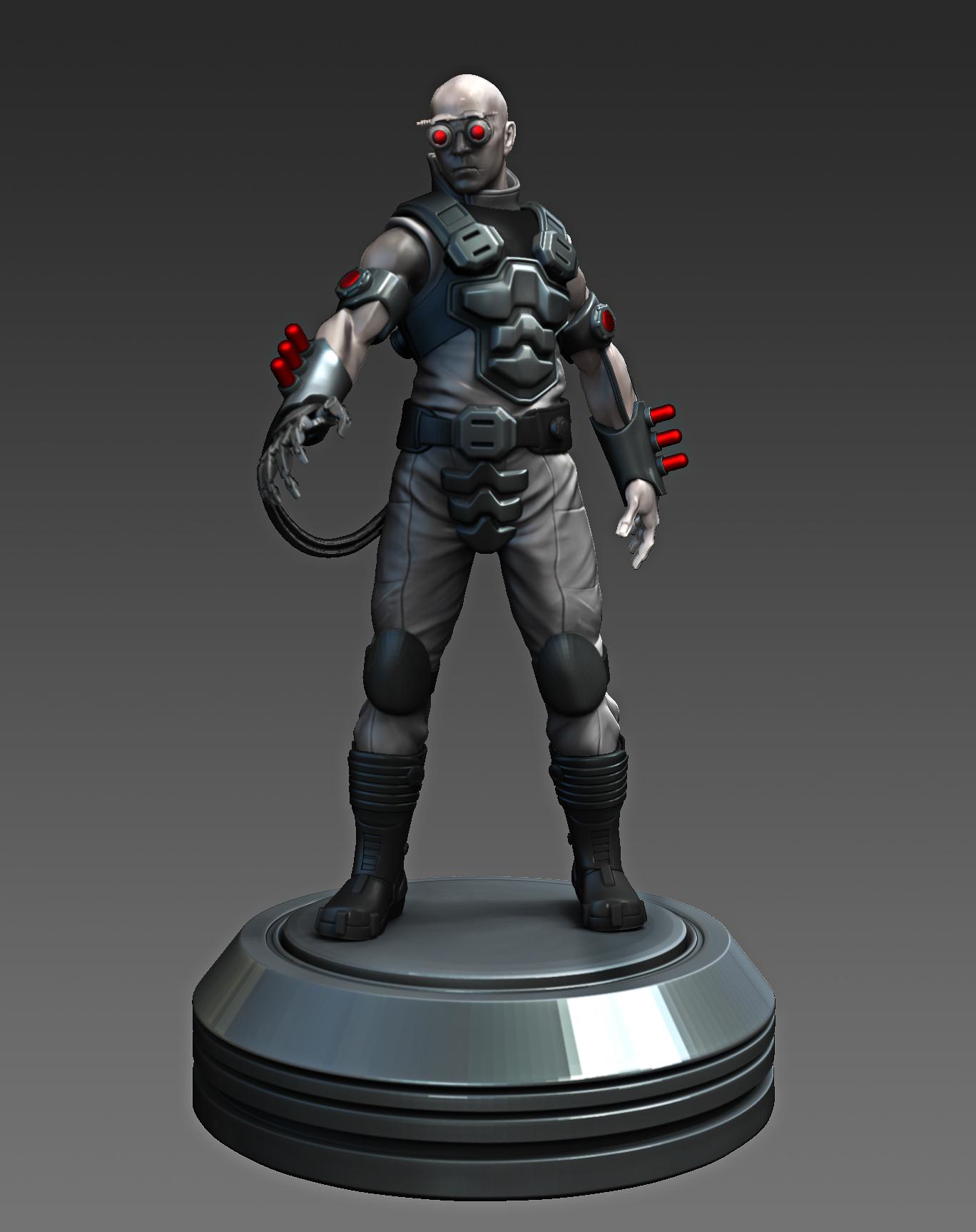 Venom composit 3000