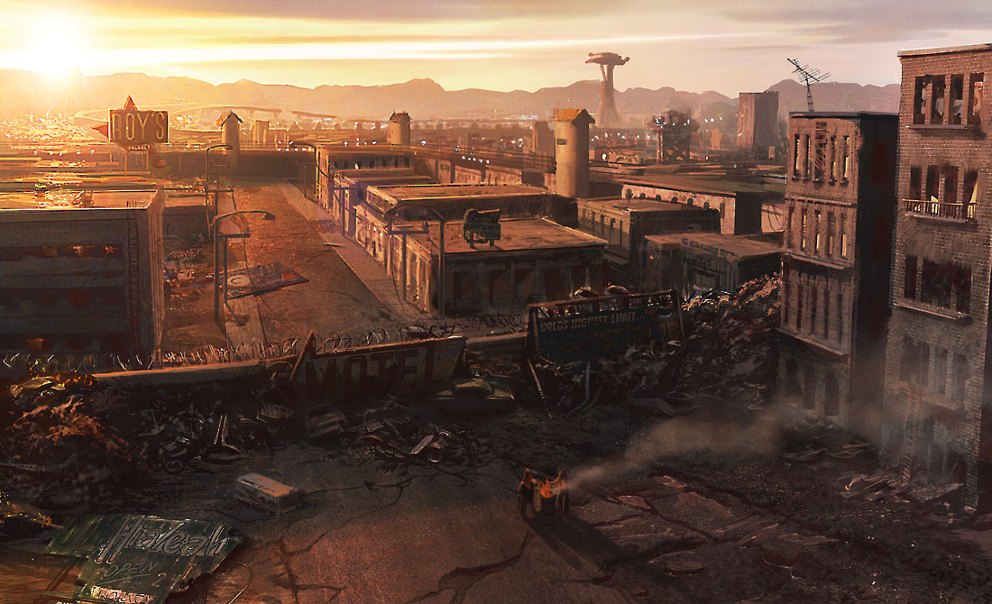 Vegas strip final