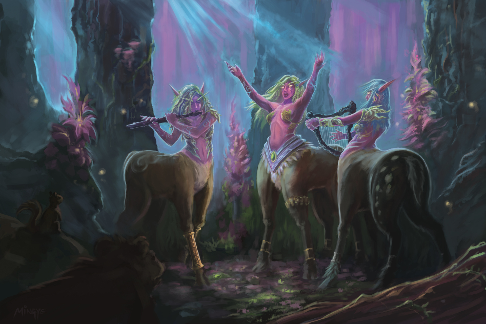 World of warcraft centaur porn erotic video