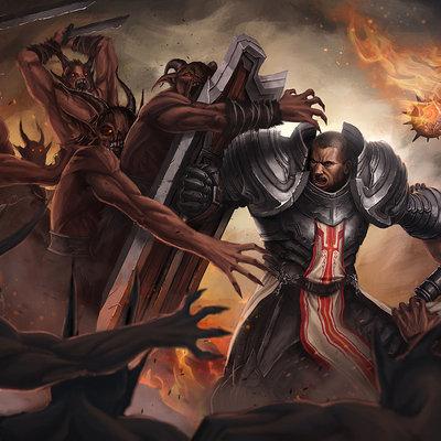 Crusader battlee21