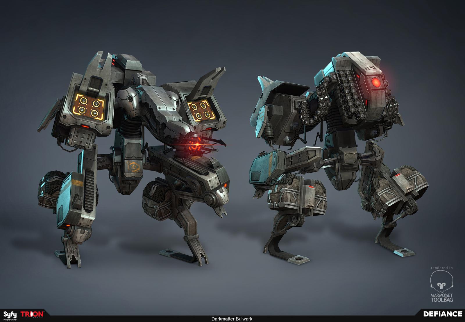 Npc darkmatter bulwark