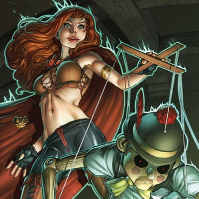 Grimm fairy tales no  31 cover by david nakayama