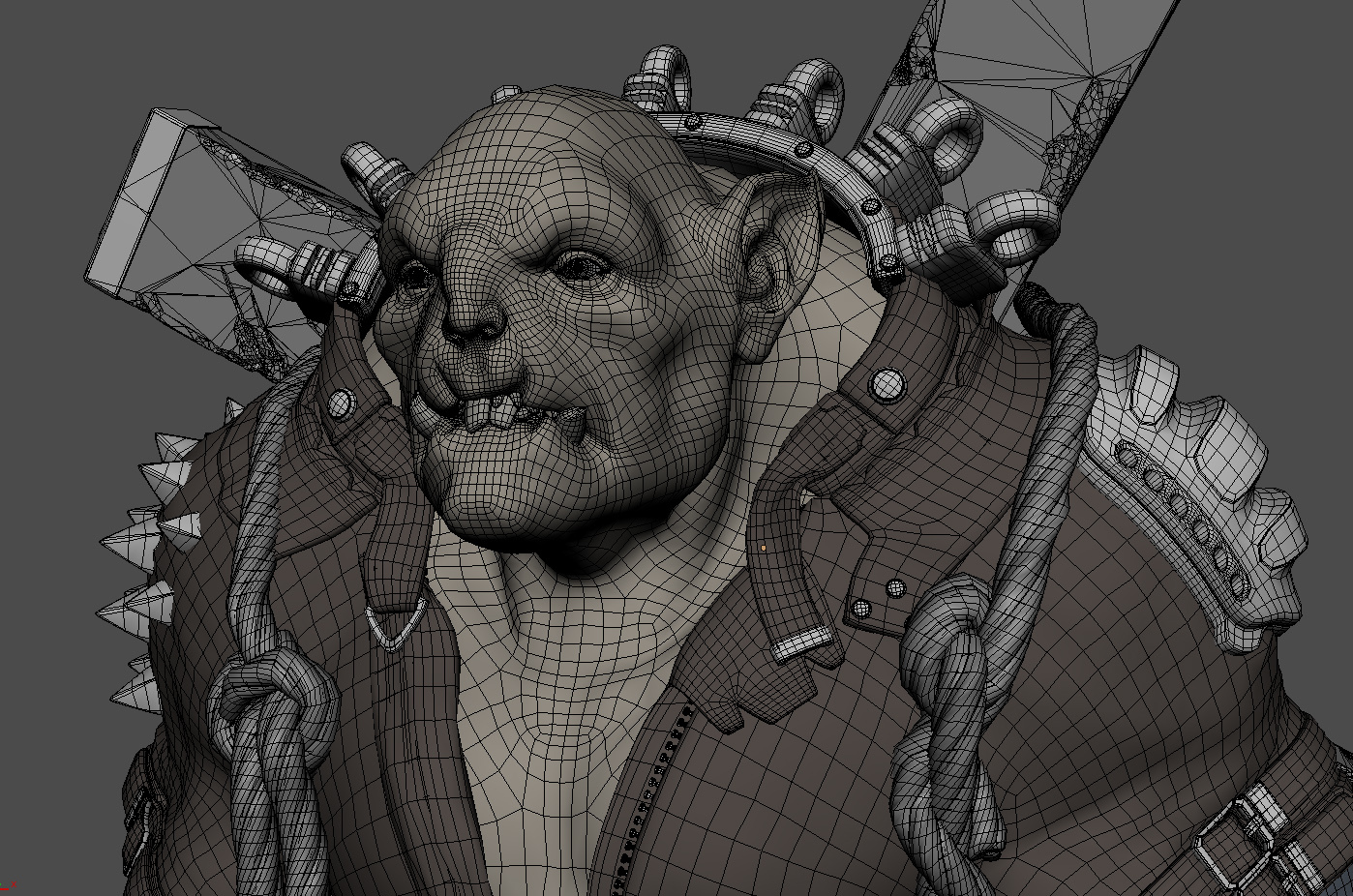 Beast wire1