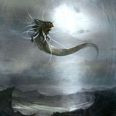 Midgard serpent by hieronymus7z d5cllxq