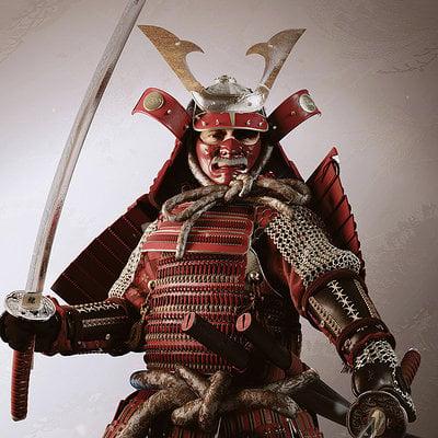Samurai comp3