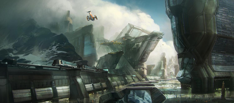 Cloud city 2 by rahmatozz d627za0