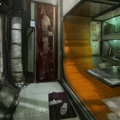 Cabin 2 s