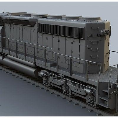 Trainz2009 hp2