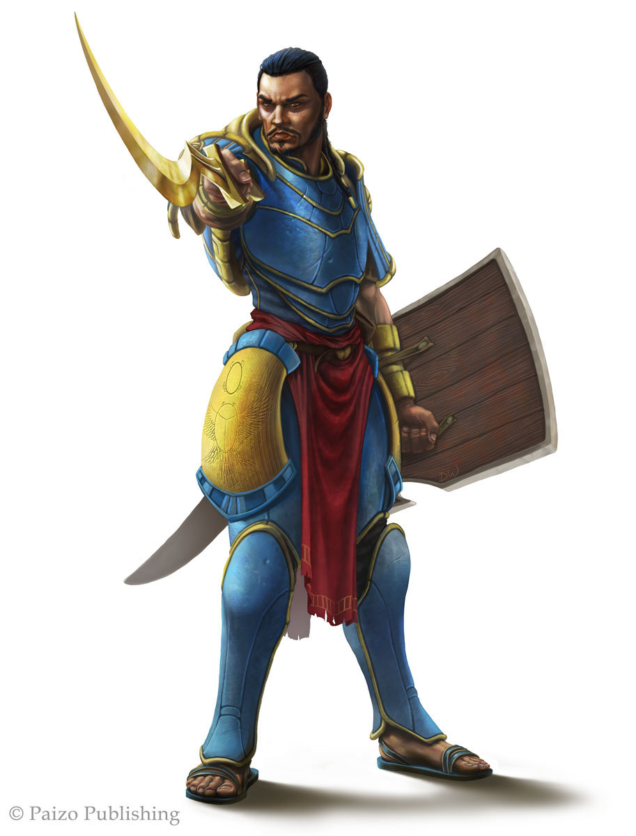 Nekhtep the constant pathfinder dw