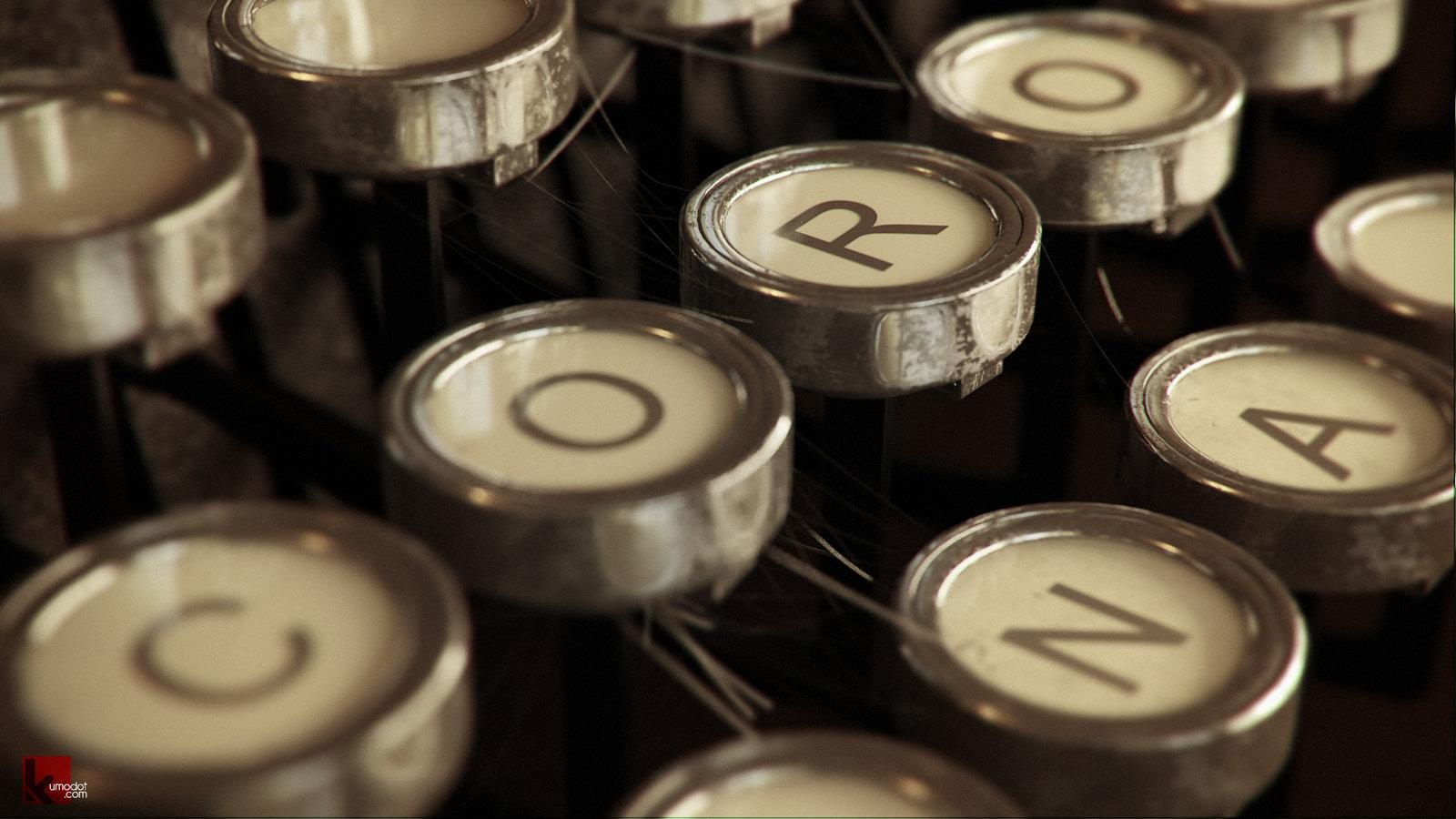/SCorona Typewriter